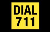 California Relay Number - Dial 711
