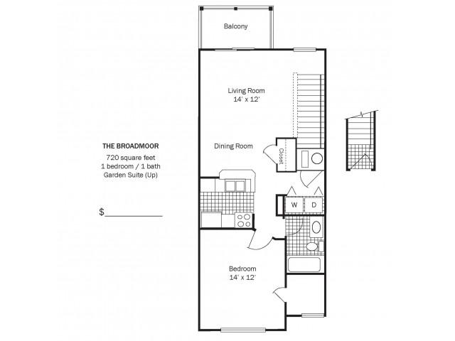 Broadmoor Floor Plan