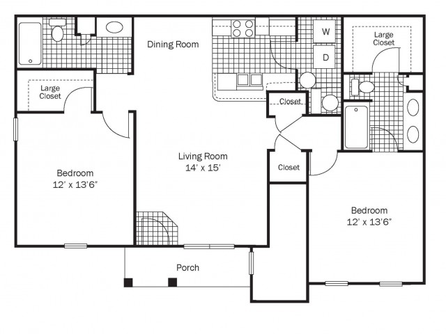 Woodmere Floor Plan