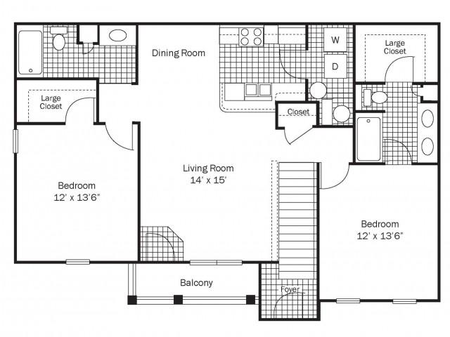 Wolcott Floor Plan