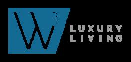 W3 Luxury Living Logo