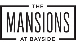 The Mansions at Bayside Logo | Apartments Rowlett Texas | The Mansions at Bayside