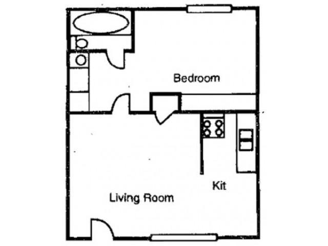 Standard One Bedroom