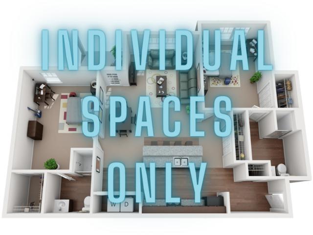 2 Bedroom Garden Apartment - Apex
