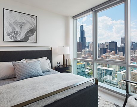 Luxury Chicago Apartments Essex On The Park