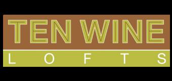 ten wine lofts logo