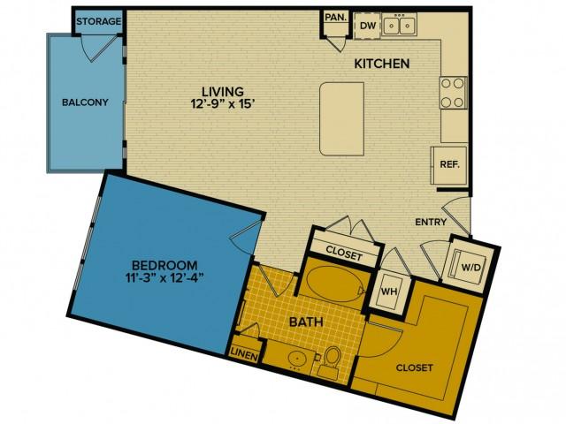 A9 Floor Plan