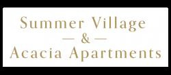 Summer Village & Acacia Apartments