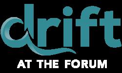 Drift_at_the_Forum_Logo_Landing