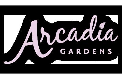 Aracdia Gardens logo