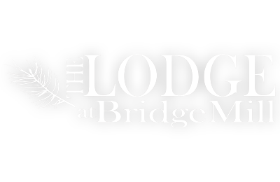 Lodge at BridgeMill logo
