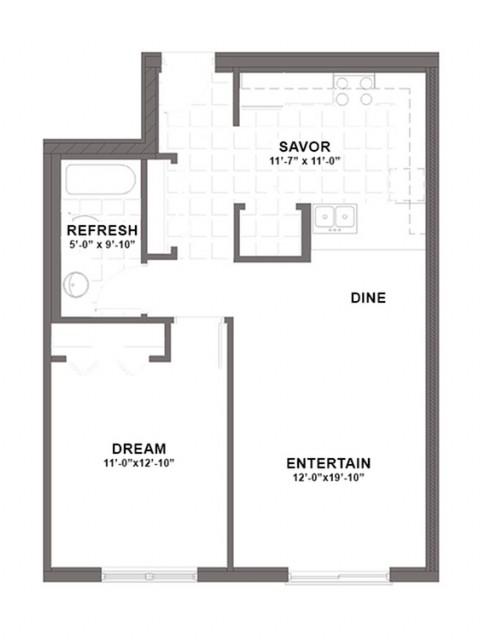 ryland floor plan