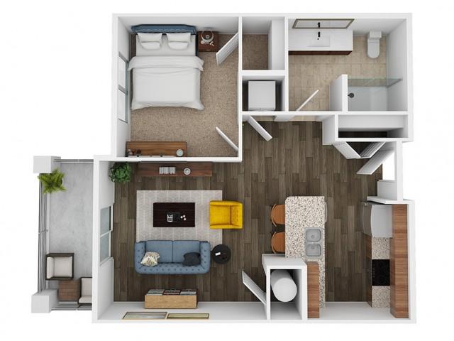 glenlee floor plan