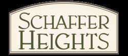 schaffer heights logo