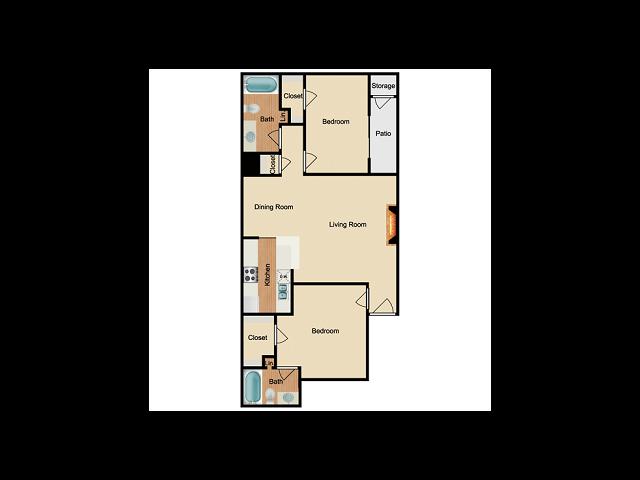 Mre R 2 Bed Apartment Ashwood Park