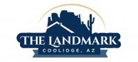 The Landmark logo