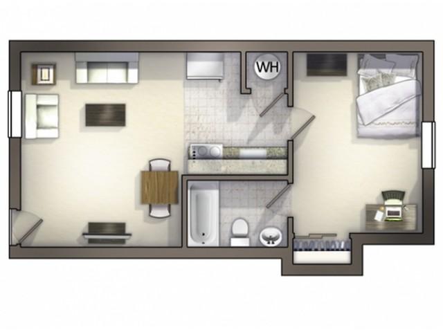 A3 Floor Plan   Floor Plan 3   University Apartments Durham   1 & 2 Bedroom Apartments In Durham NC