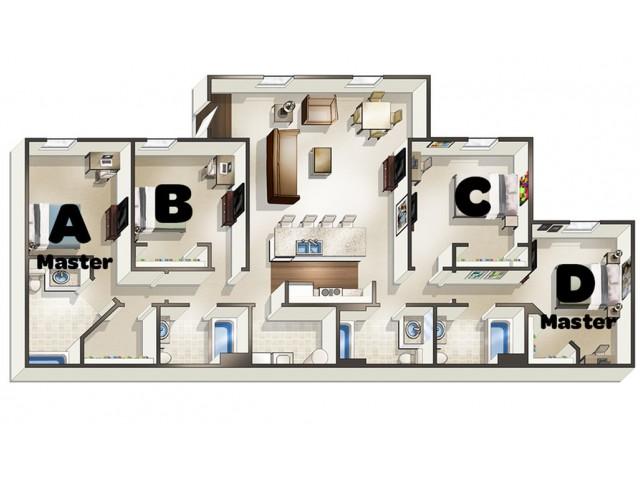 D3 Floor Plan