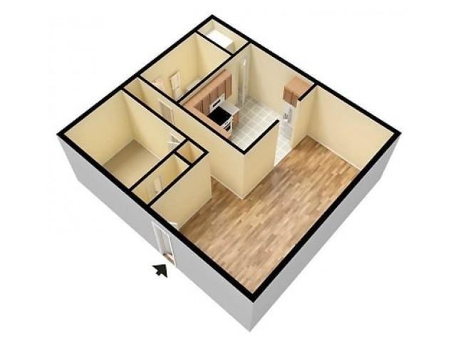 Scotsdale 1 Bedroom