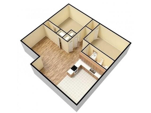 Scotsdale 2 Bedroom, 1 Bathroom
