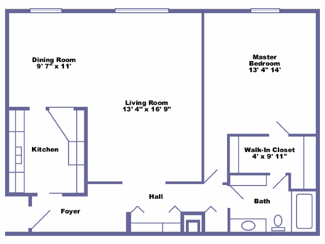 Andrew floor plan 2D