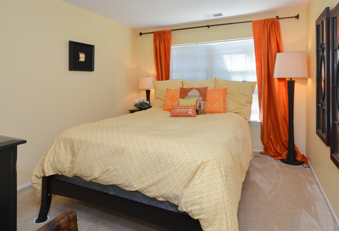 Spacious Master Bedroom | Apartments Homes for rent in Laurel, MD | Spring House Apartments