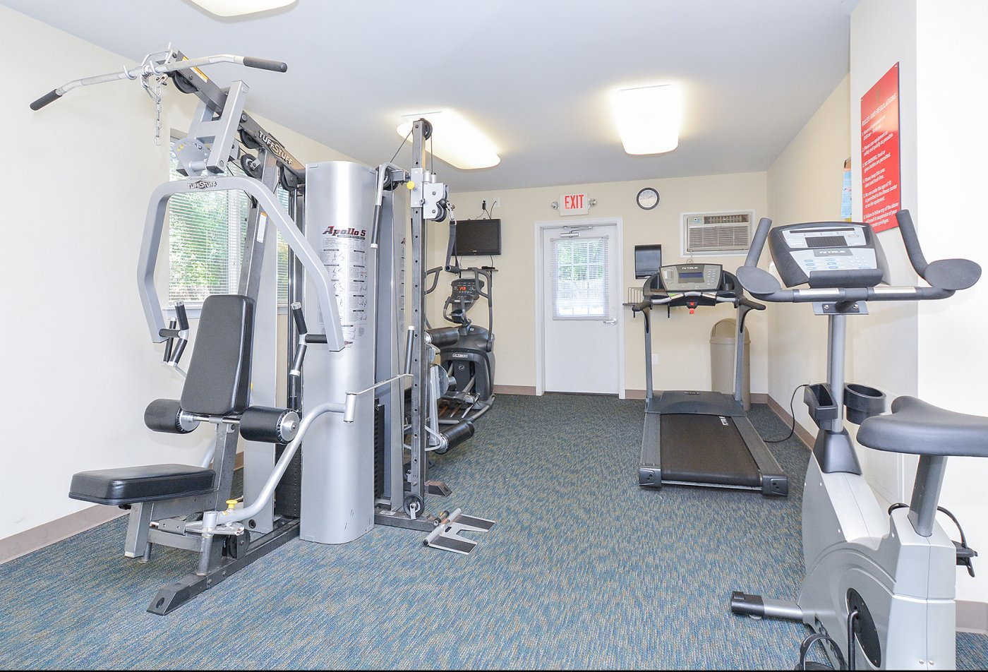 State-of-the-Art Fitness Center | Apartment Homes in Willow Grove, PA | Willow Run Apartments