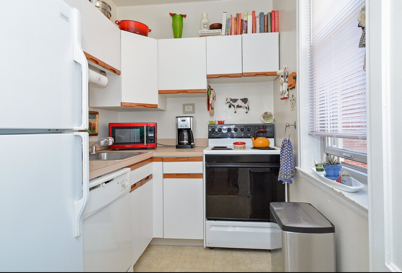 State-of-the-Art Kitchen | Wilmington DE Apartment Homes | Gilpin Place Apartments