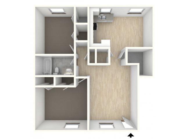 2 Bedroom Apartments | Carlisle Park