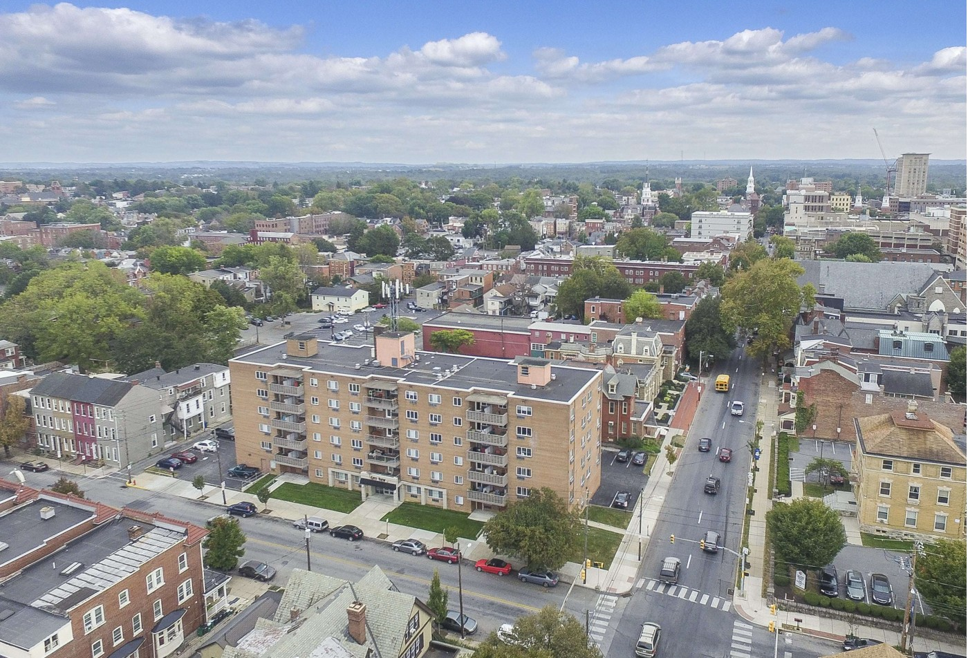 Apartment Homes in Lancaster, PA | City View Apartments