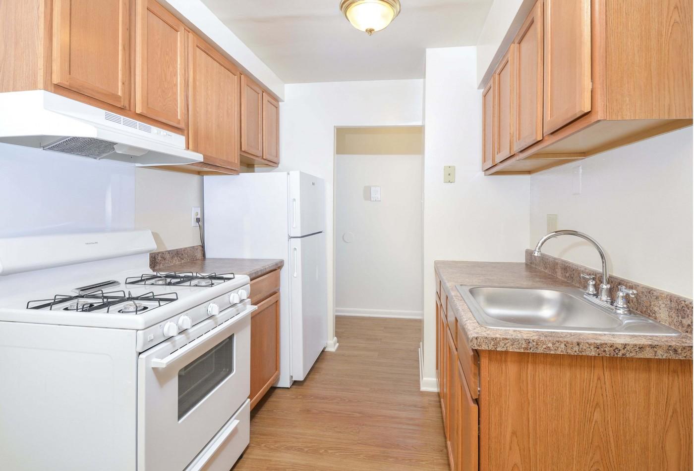 Modern Kitchen | Levittown PA Apartment For Rent | Newport Village Apartments