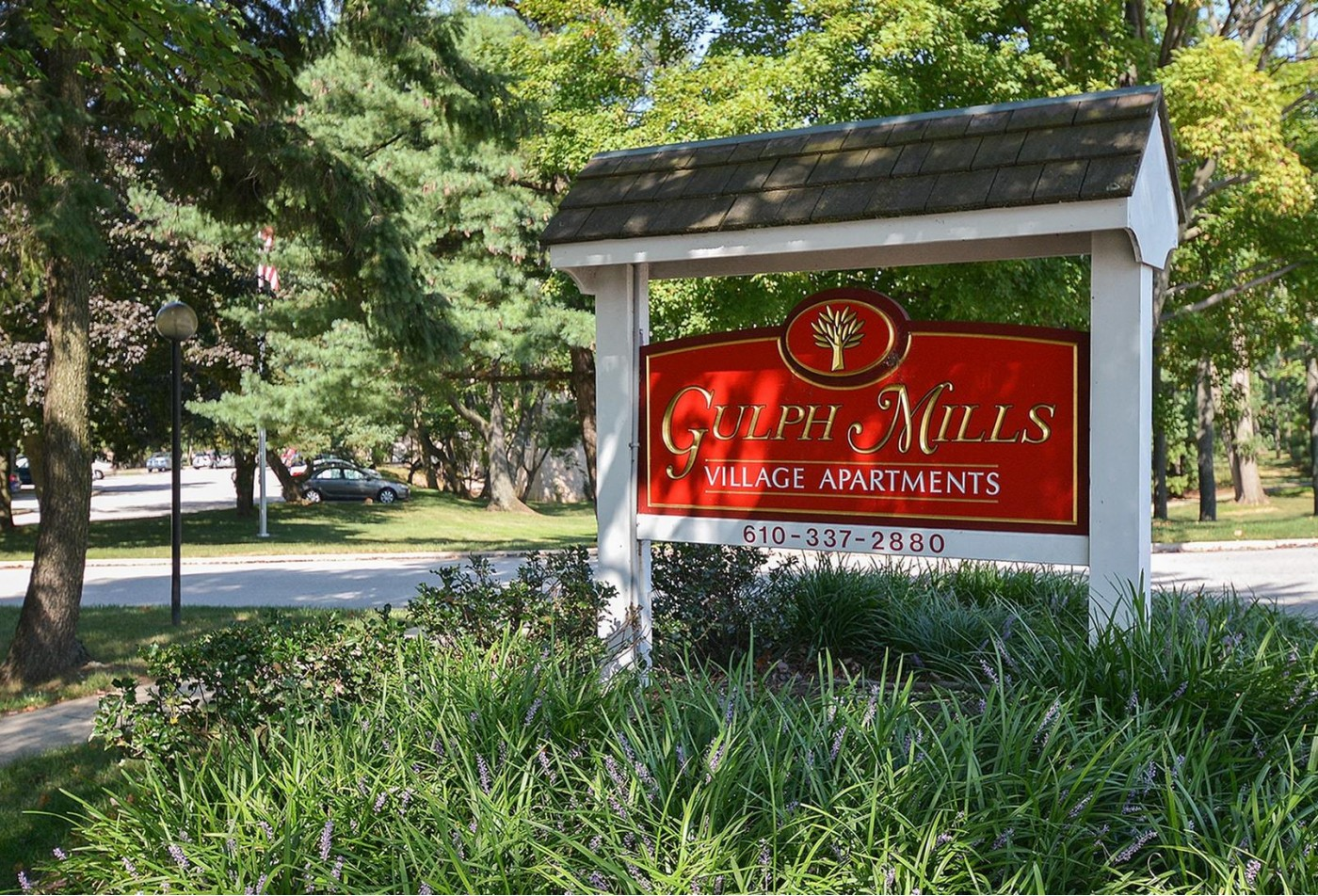 Apartments in King of Prussia, PA | Gulph Mills Village Apartments