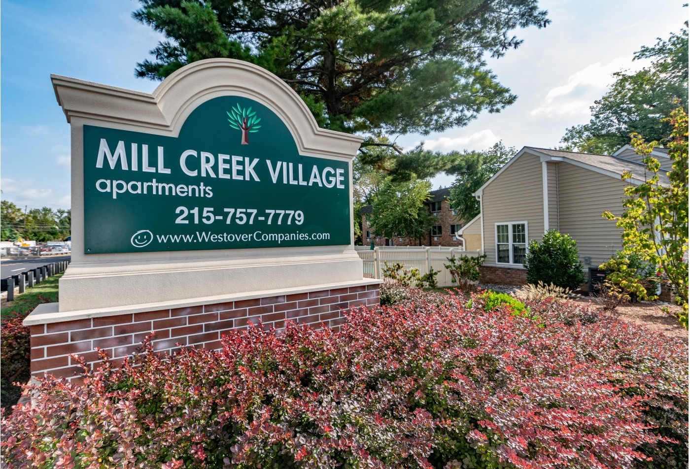 Apartments in Penndel, PA   Millcreek Village Apartments