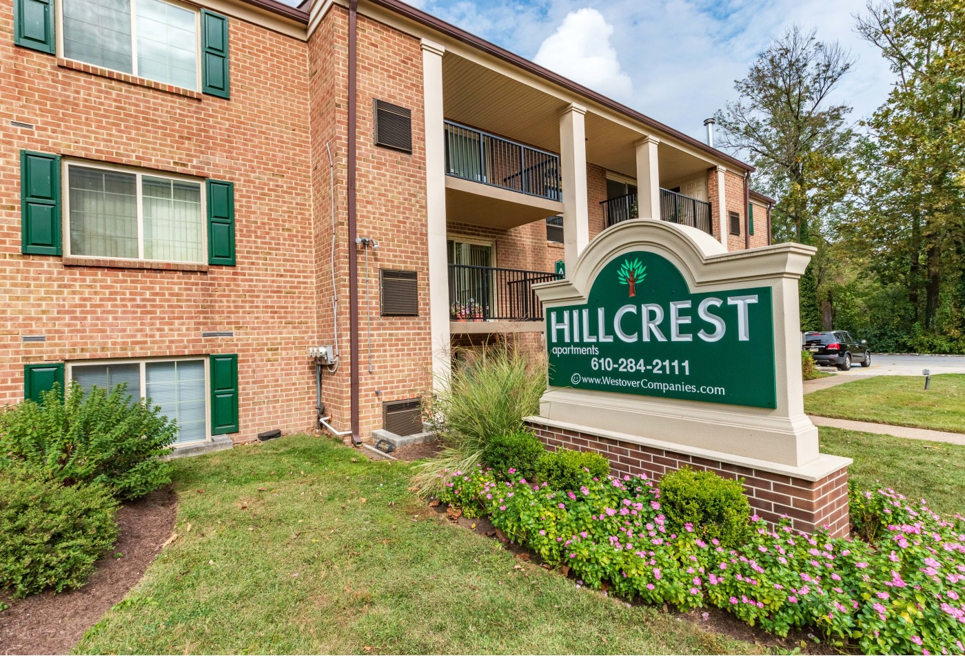Apartments In Lansdowne Pa | Hillcrest Apartments