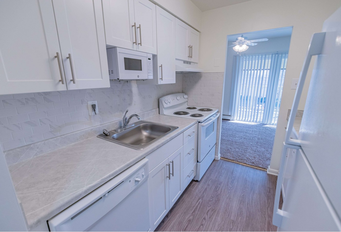 Apartments for rent in Closet Storage Space | Apartments Homes for rent in Downington, PA | Black Hawk Apartments, PA | Black Hawk Apartments