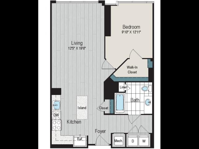1B8a floorplan