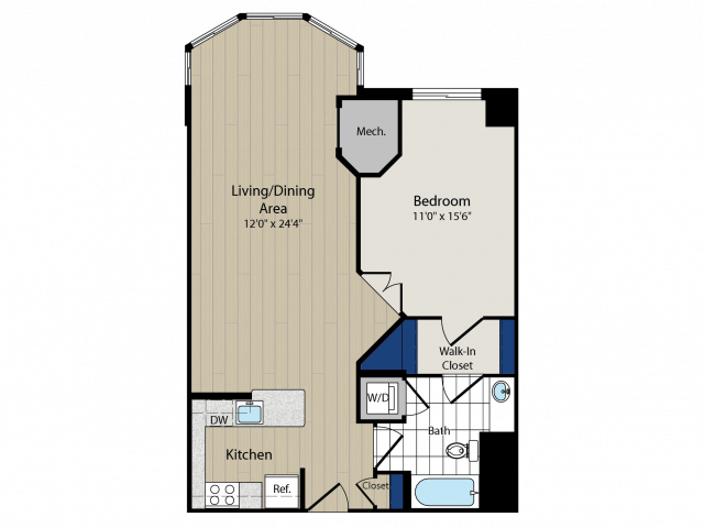 The Ashton No Sun Room Floor Plan