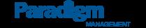 Paradigm Logo | Evans Ridge Apartments | Affordable Apartments Leesburg VA