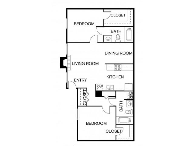 B2G Floor Plan