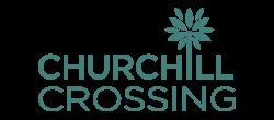 Churchill Crossing Logo | Churchill Crossing Apartment Homes
