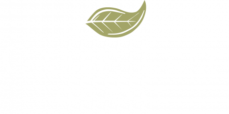 Green Leaf on Bell Logo