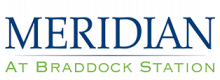 Meridian at Braddock Station Logo