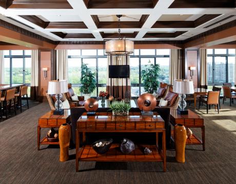 Club Room | Meridian at Grosvenor Station | Apartments North Bethesda