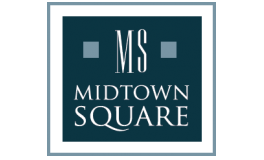 Midtown Square Logo | Apartments For Rent In Glenview | Midtown Square