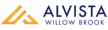 Alvista Willow Brook logo