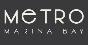 Metro Marina Bay logo