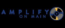 Amplify on Main Logo