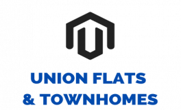 union flats and townhomes logo
