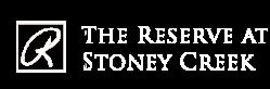 the Reserve at Stoney Creek logo