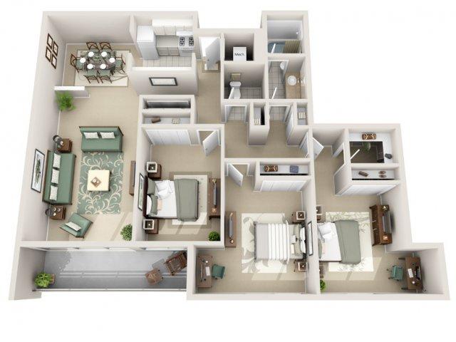 Regency Park Apartments